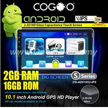 Cogoo 10.1 inch Android GPS HD Player S Series - CG-AD010S2