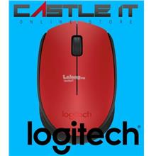 LOGITECH Mouse Wireless M171 RED (910-004657)