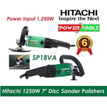 Hitachi 1,250W 180mm (7') Sander Polisher