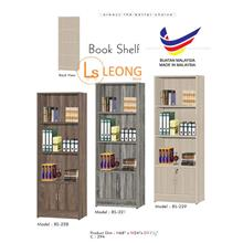 New Display Book Shelf Bookcase Storage Wardrobe Cabinet BS228/221/229