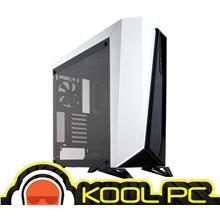 * CORSAIR Carbide SPEC-OMEGA Mid-Tower Tempered Glass (BLK/WHT)