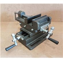 Heavy Duty 14kgs 5'Cross Slide Vise ID30742