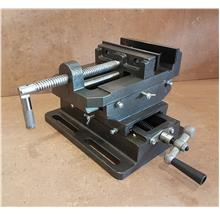 "Heavy Duty 17kgs 6""Cross Slide Vise ID30743"