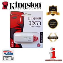 Kingston DataTraveler Generation4 DTIG4 32GB USB3.0 Flash Drive
