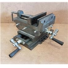 "6"" 15kgs Cross Slide Vise ID30454 ID30746"