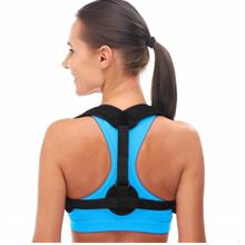Breathable Mesh Cloth Sitting Posture Humpback Correction Belt