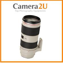 Canon EF 70-200mm F2.8L IS II USM Lens (Canon MSIA)