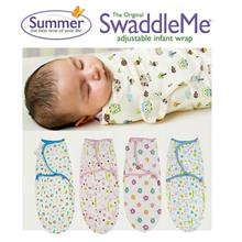 Summer SwaddleMe Infant Wrap Newborn Toddler Swaddle Baby Blanket