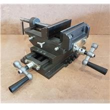 "5"" 10.5kgs Cross Slide Vise ID30745"