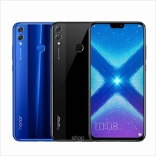 Honor 8X 6.5inch [128GB] 4GB Smartphone (Honor Warranty)