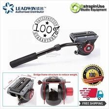 Leadwin Fluid Video Head LW-H01 Manfrotto Compatible 577