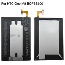 100% ORIGINAL Internal Battery BOP6B100 for HTC ONE M8 ~2600mAh