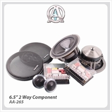 Ample Audio 6.5' 2 Way Component - AA-265
