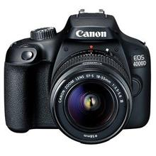 Canon EOS 4000D 18-55mm III Kit +32GB+Bag (Import)