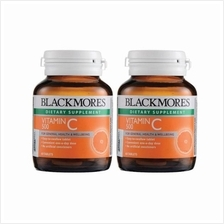 BLACKMORES Vitamin C 500 60s x 2 Value Buy)