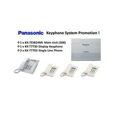 Panasonic KX-TES824 Keyphone System PBX PABX (Package 2)
