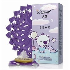 David Bear Ultra Thin Condom 100pcs - Expire Date Mar 2023 Bulk Kondom