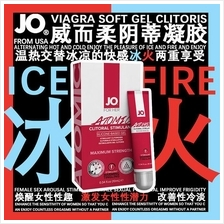 System Jo Atomic Clitoral Stimulation Gel 10ml Macae Man Sex Play