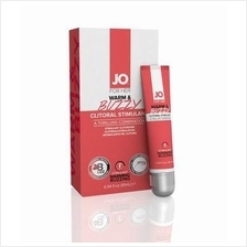 System Jo For Her Warm & Buzzy 10ml Stimulant MAXIMUM Pleasure Macae