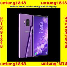 Original Samsung Malaysia.Samsung Galaxy Note9 Note 9 512 GB PURPLE