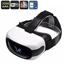 5 Inch 3D Android VR Glasses (OTG, 2200mAh) (WSG-15A).