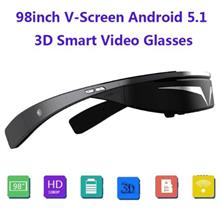 98 inch 16GB Virtual 3D Theater Video Game Glasses (WSG-07C).