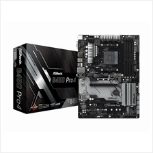 ASRock B450 PRO4 AM4 ATX Gaming Motherboard