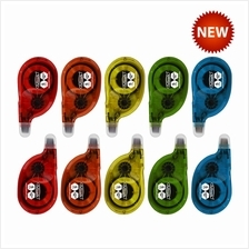 Fullmark Model P Correction Tape 10pack - 5mm X 12m each