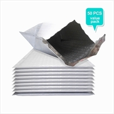 50pcs x Fullmark Bubble Wrap Envelope/ Padded Envelope(18*28cm)