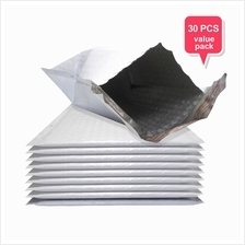 30pcs x Fullmark Bubble Wrap Envelope/ Padded Envelope(18*28cm)