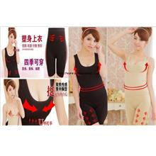 00226 Breast care Fat burning Shaping Body Slimming Two piece suit