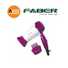 FABER FHD-3681 HAIR DRYER 1600W 2 SPEED