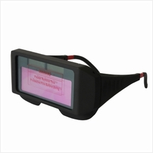 Solar Powered Auto Darkening Welding Glasses (BLACK)