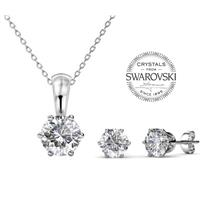 Starry Set embellished w/Swarovski Crystals (worth RM188.90))