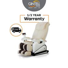GINTELL G-Pro Ivory Massage Chair -Showroom Unit)