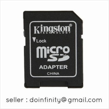 Kingston micro SD microSD to SD SDHC Memory Card Adapter