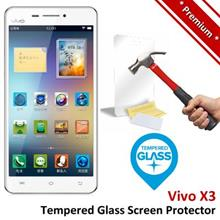 Premium Protection Vivo X3 Tempered Glass Screen Protector