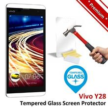 Premium Protection Vivo Y28 Tempered Glass Screen Protector