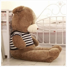 Teddy Bear in Sweater (100cm)