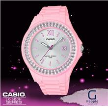 CASIO LX-500H-4E4 ANALOG LADIES WATCH☑ORIGINAL☑