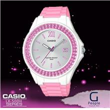 CASIO LX-500H-4E3 ANALOG LADIES WATCH☑ORIGINAL☑