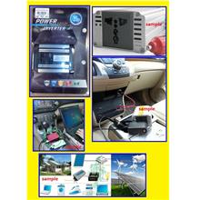 Car Power Inverter adapter DC 12V AC220V Electronic Charger Converter