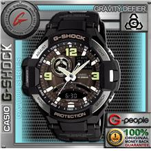 CASIO G-SHOCK GA-1000-1B GRAVITY DEFIER WATCH ☑ORIGINAL☑