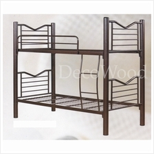 SUPER STRONG Single Size Metal Bunk Bed/Splittable Bed