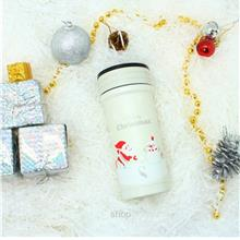 [Christmas Collection] Dashing Through The Snow: SWANZ 350ml Porcelain Tumbler