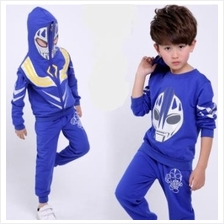 Ultraman 3pcs jacket costume (Blue/Red)