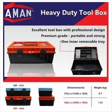 AMAN HEAVY DUTY TOOLS BOX