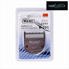Wahl B-201 High Technology 2 Hole Stainless Steel Chrome Blade
