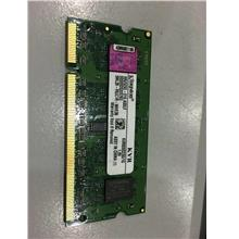 Notebook Laptop DDR2 1GB 800 Ram Memory Kingston Used