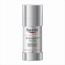 EUCERIN Hyaluron Filler Overnight Treatment 30ml)
